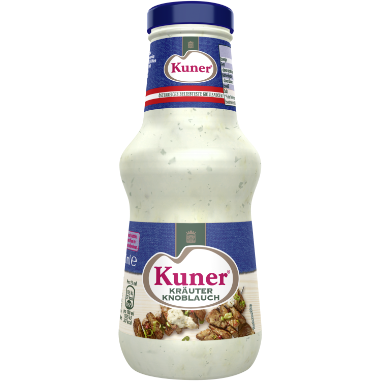 KUNER MandF HERBS GARLIC 6X250ML BOT EB AT
