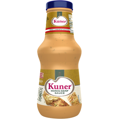 KUNER MandF HONEY MUSTAR 6X250ML BOT EB AT